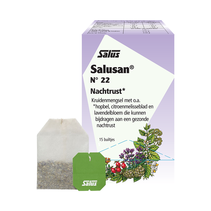 Salusan thee