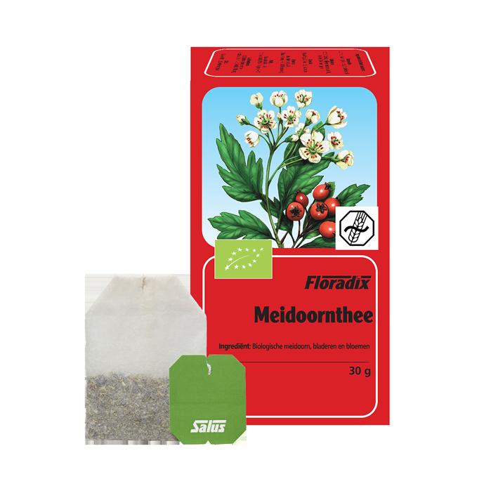 Meidoorn thee