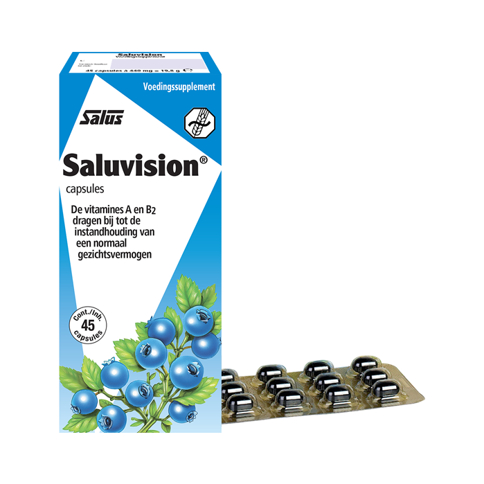 Saluvision capsules