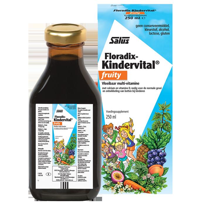 Kindervital Fruity