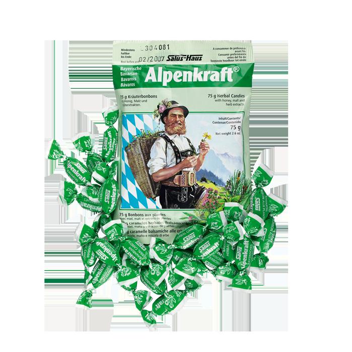 Alpenkraft hoestbonbons