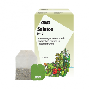 salus gezondheidsthee salutox