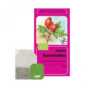 kruidenthee rozebottel salus thee