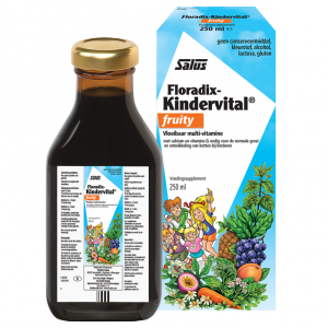 kindervital multivitamine