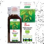 salus verse plantensappen berk berksap berkextract